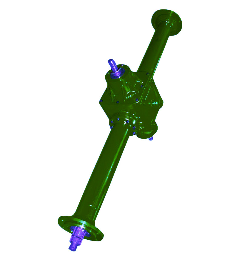 Gearbox for Rotary Cultivators-6