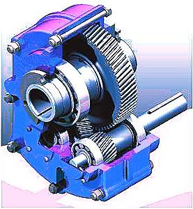 SMRY-Shaft-Mounted-Reducer-Gearbox-Gear-Reducer