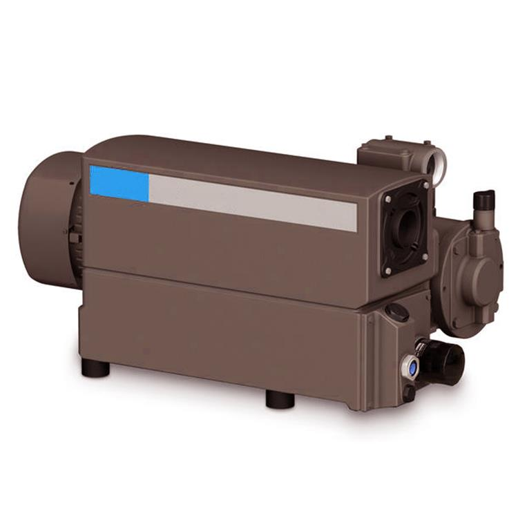 Energy-conserving vacuum pump