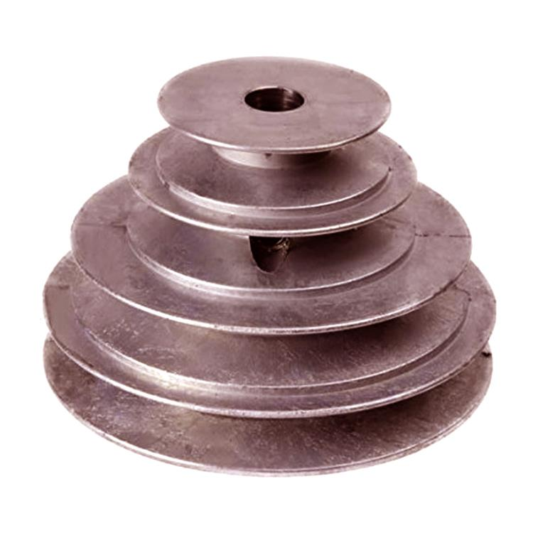v belt step pulley