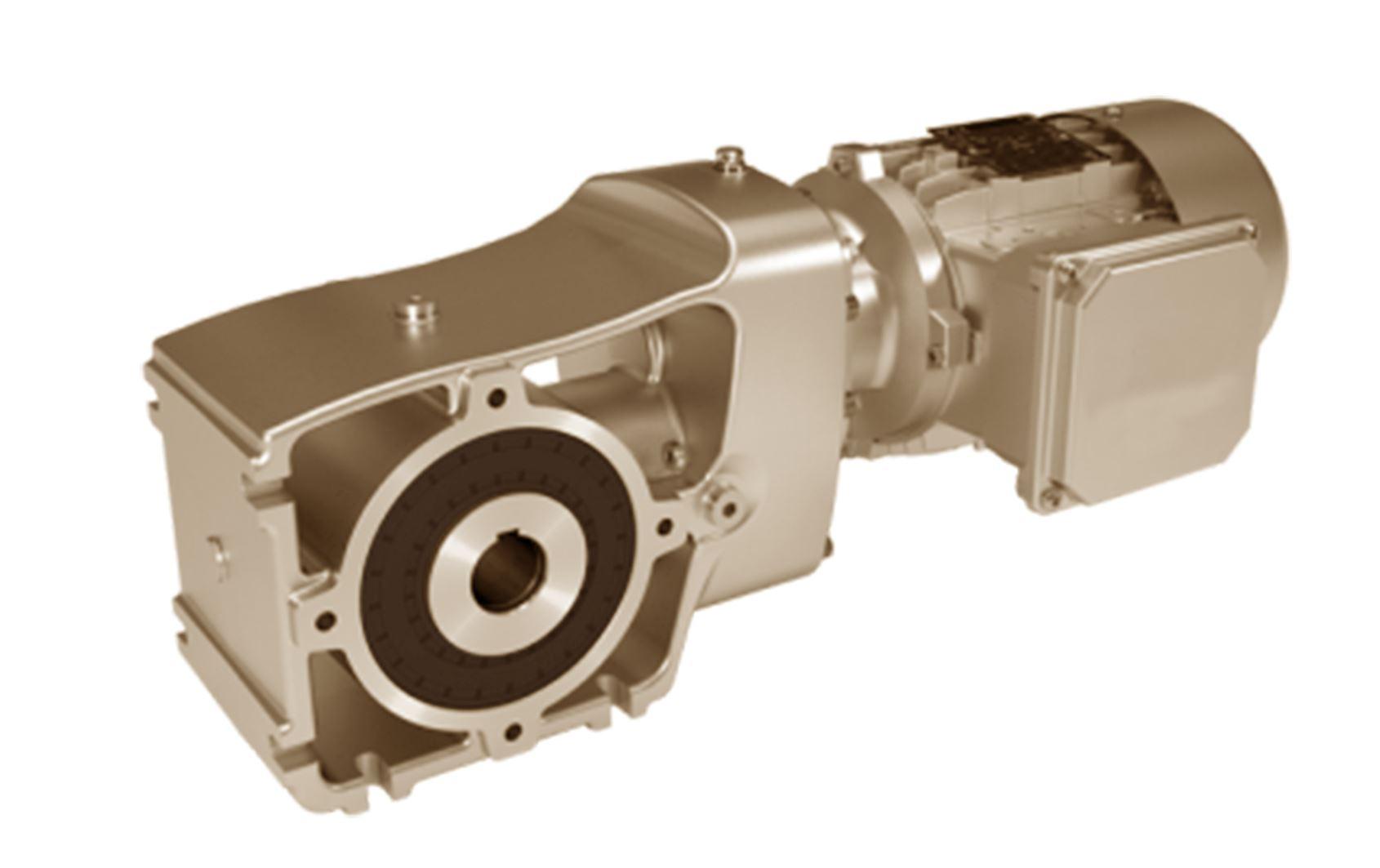 Helical Bevel Gear