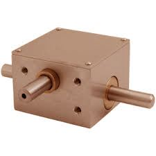 Compact Worm Gearbox