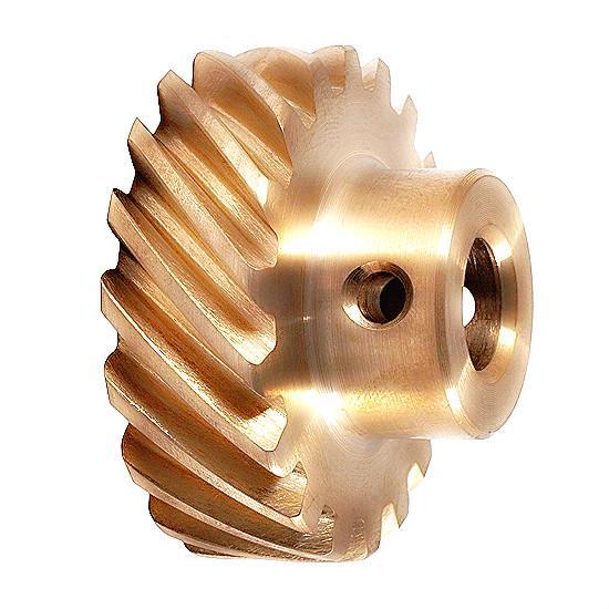 Aluminum-Bronze Screw Gears - aluminum bronze screw gears16284709942