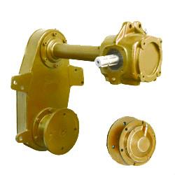 Gearbox For Rotary Cultivators