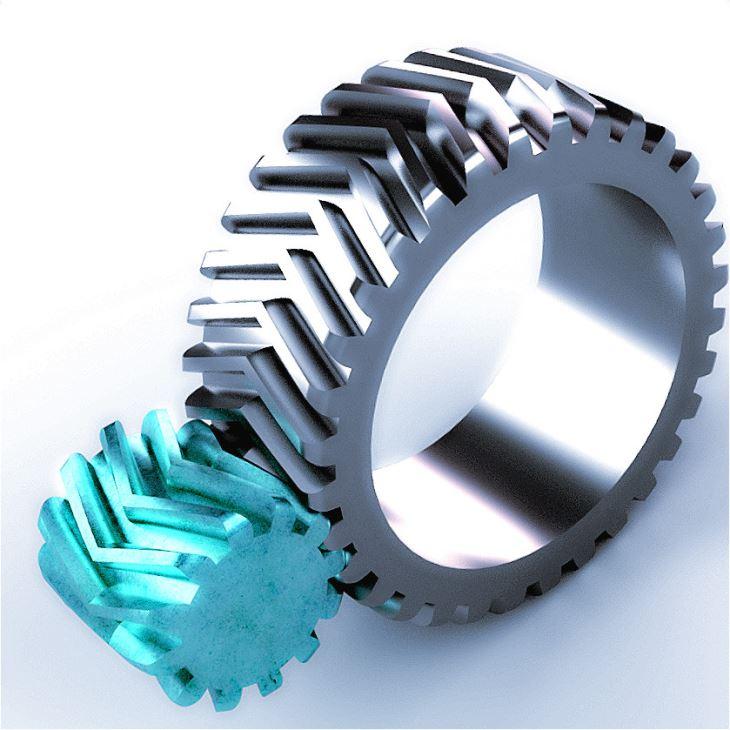Herringbone Gear - herringbone gear44506352719