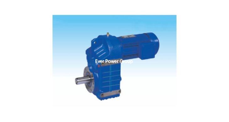 Parallel Shaft - Helical Gear Motor