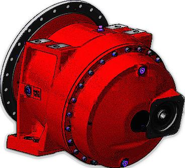 Planetary Gearboxes For Concrete Mixer Trucks - planetary gearboxes for concrete mixer trucks57241345439
