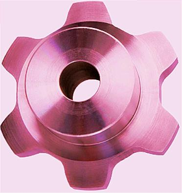 Salt Spreader Sprocket chain gearbox