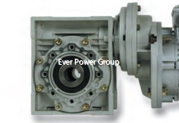 CHPC/CHM - WORM GEAR WITH PRE-STAGE MODULE