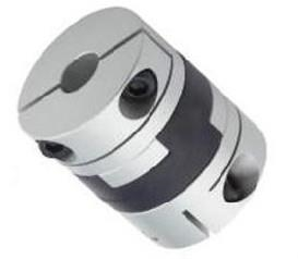 Clamp Coupling aluminum or stainless steel or steel C45