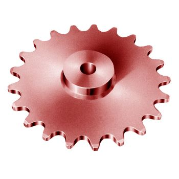 Extended Pitch Sprockets