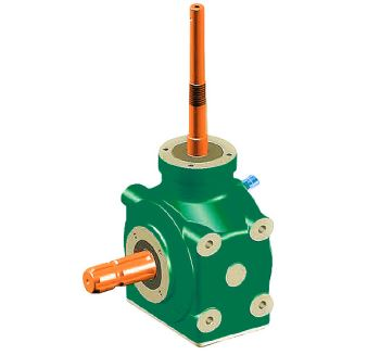 Gearbox For Dusters