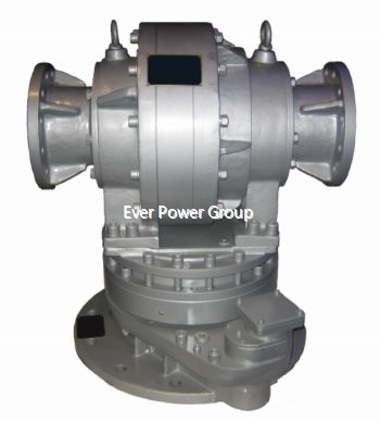 GEARBOX FOR SOLAR TRACKER APPLICATION