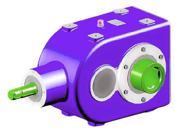 Gearboxes For Silo Distributors System
