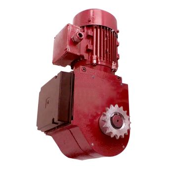 Greenhouse Gear Reducer