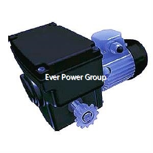 MOTOR WORM GEARBOXES GW220S CHAIN COUPLING FOR SCREENING SYSTEMS