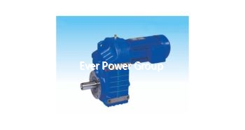 Parallel Shaft - Helical Gear Motor