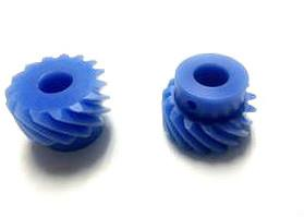 Plastic Screw Gears