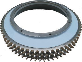 Sprockets For Escalator Drive