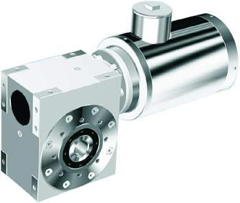STAINLESS STEEL WORM REDUCERS