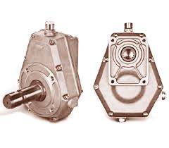 Tractor Pto Gearbox