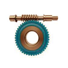 Worm Shaft And Worm Gear