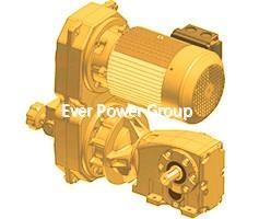 Variable Speed Belt Gear Motors Speed Reducer Gearbox
