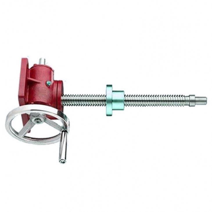 worm gear screw jack201910221651205129686