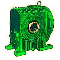 Worm Reducer For Continuous Casting Machine Of Foundary